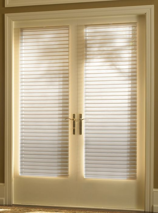 Captivating Window Treatment Ideas For French Doors |