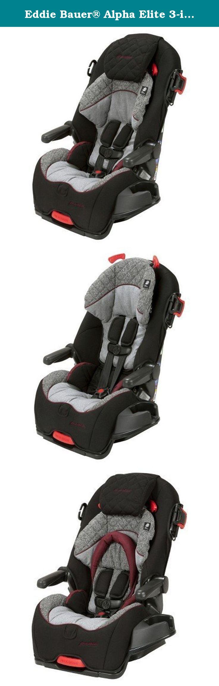 Ed Bauer® Alpha Elite 3-in-1 Convertible Car Seat - Gentry - Kids