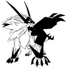 Image Result For Ultra Sun And Ultra Moon Coloring Pages Moon Coloring Pages Coloring Pages Pokemon