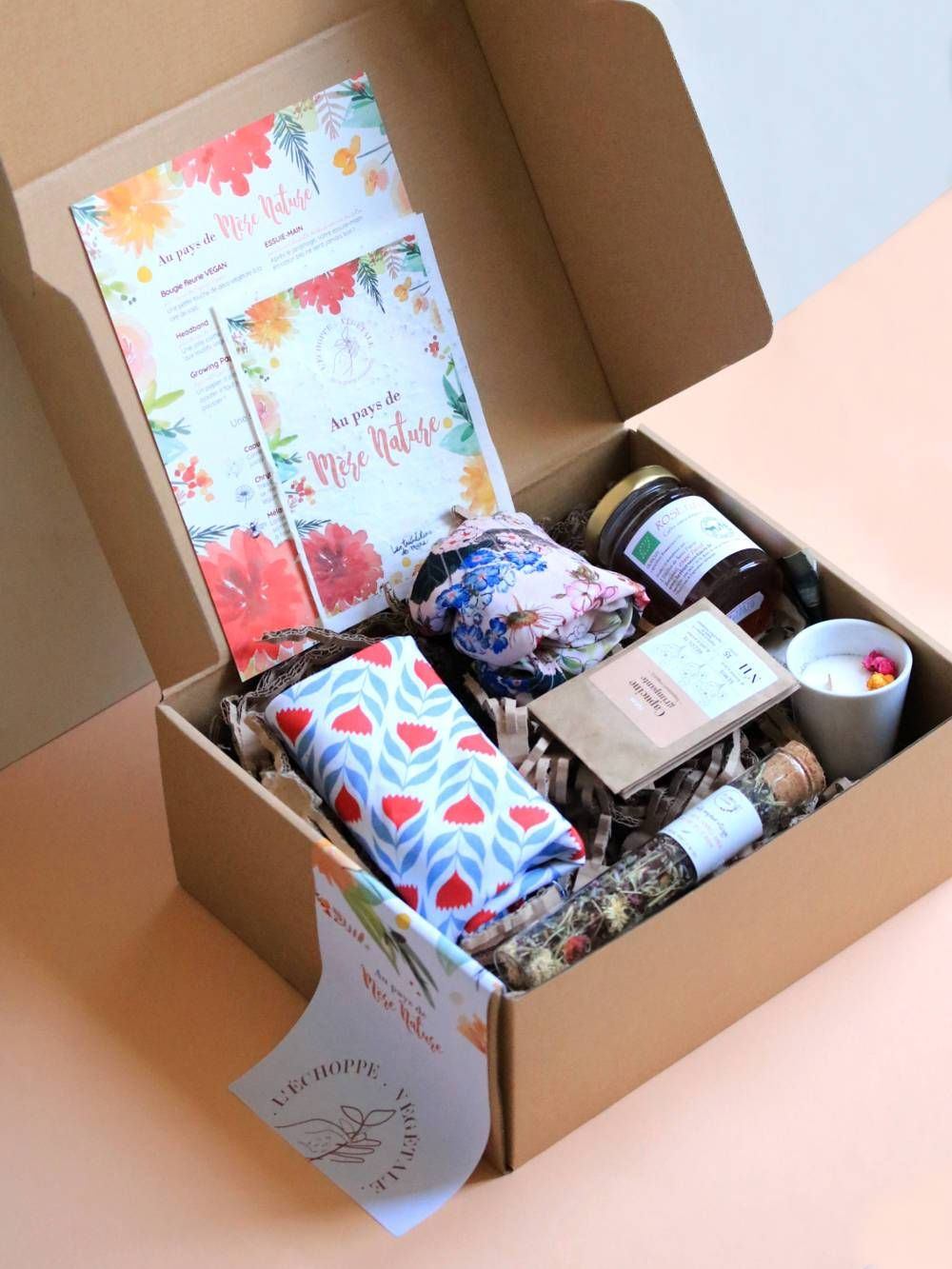 Idée Box Cadeau Épinglé sur Idée cadeau maman écolo