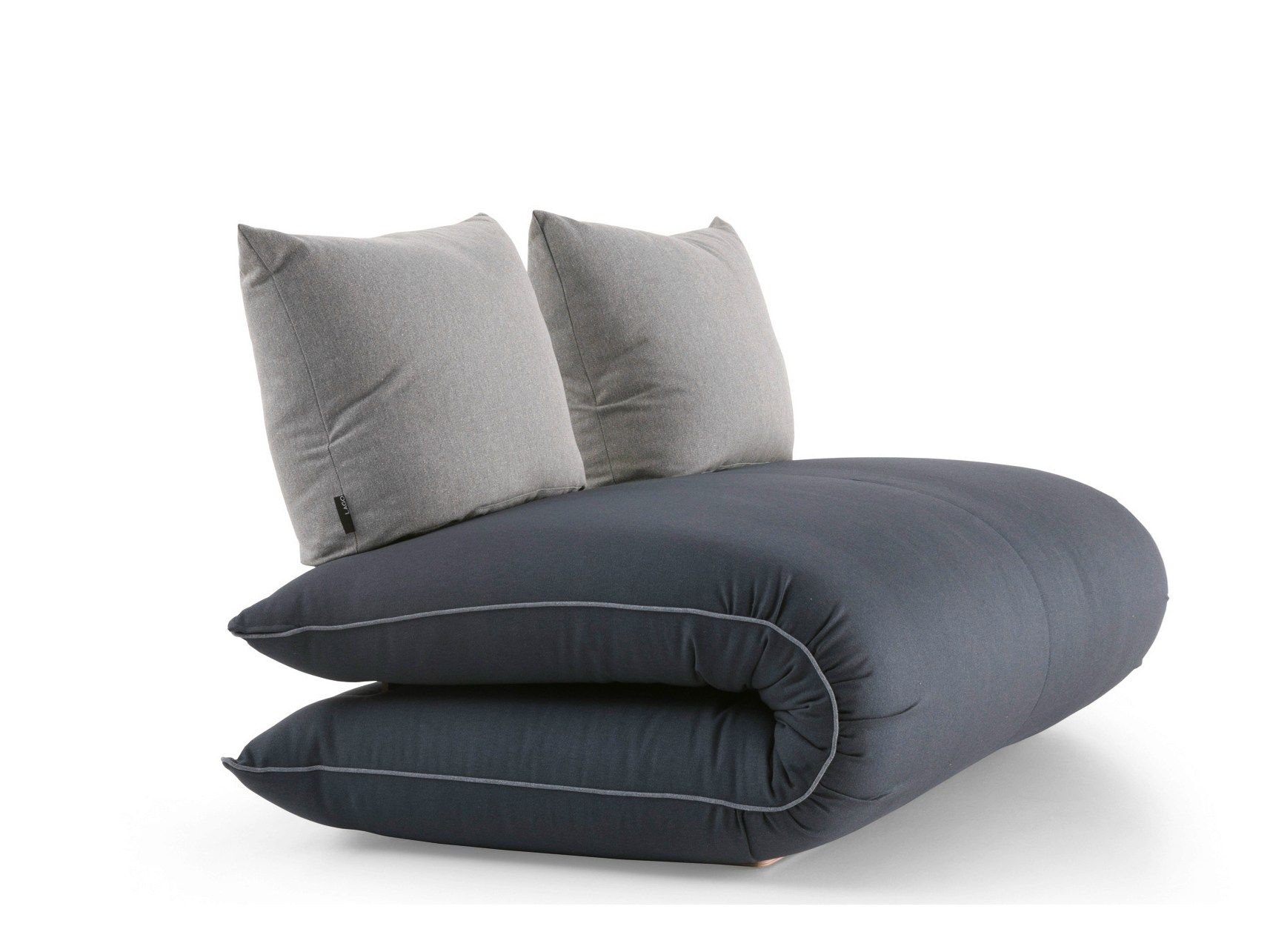 Lago Divano Letto.2 Seater Small Sofa Chama Collection By Lago Design Mi Jin