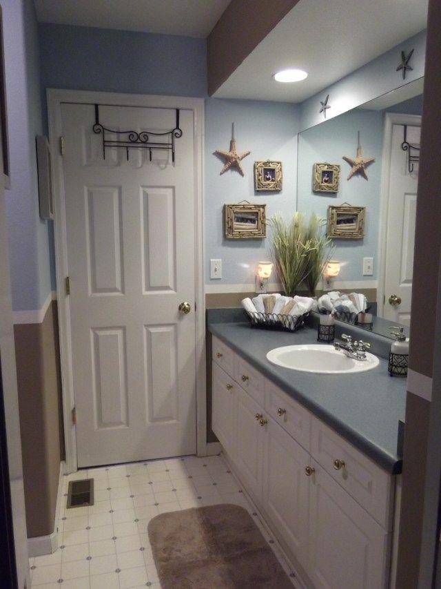 34 Best Sea Bathroom Decorations Ideas