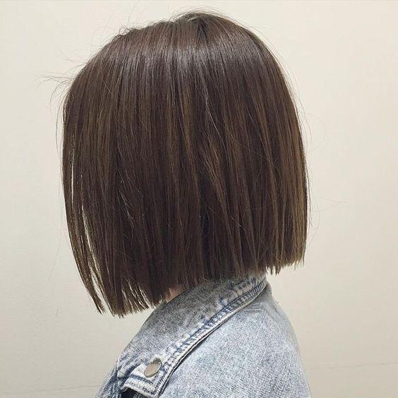 Beste Trendy Short Bob Haarschnitte für Frauen – Mode 2D – # 2D #Bob #Mode #Haarschnitte #Kurz – Pinterest Blog