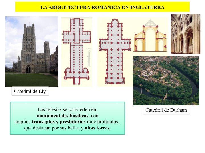 La ppt sobre la arquitectura rom nica en europa la for Arquitectura en linea