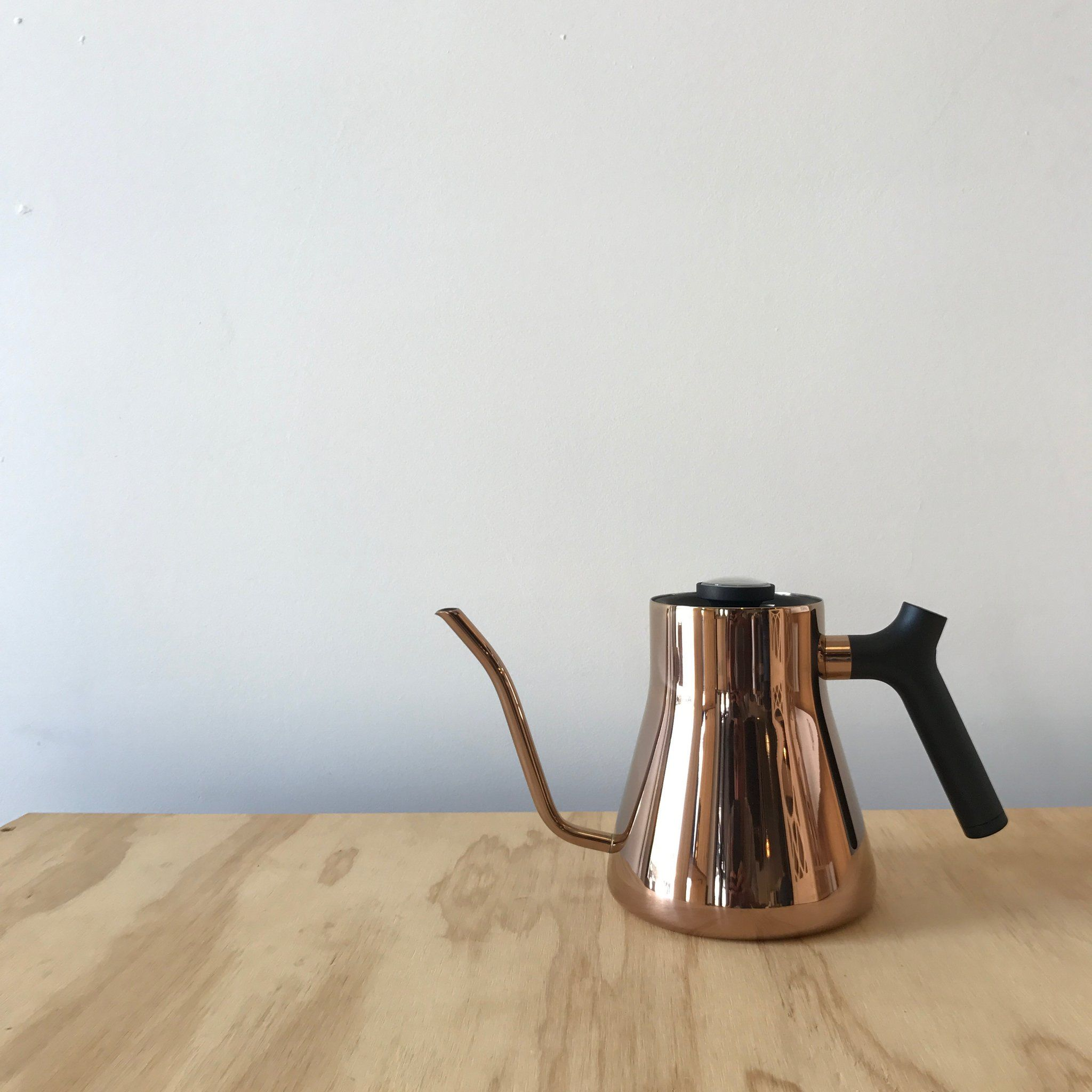 HARIO V60 Kettle Buono Copper VKBN 90CP Grip Cover ly Equipped