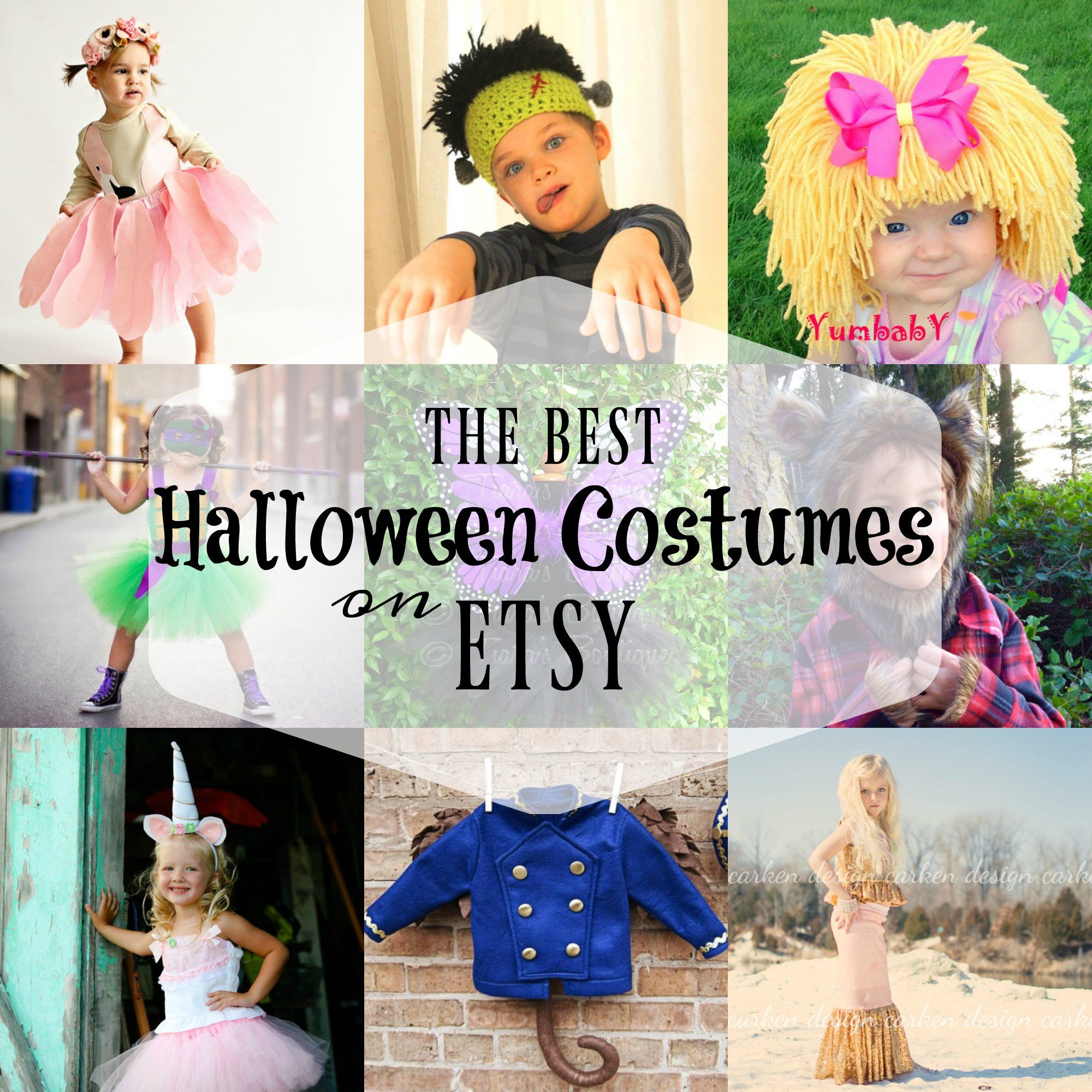 The BEST Halloween Costumes for Kids on Etsy  Halloween costumes