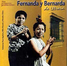 Fernanda Y Bernarda De Utrera Sus Primera Grabaciones Revista Deflamenco Com Musica Flamenca Hablar De La Gente Cantantes