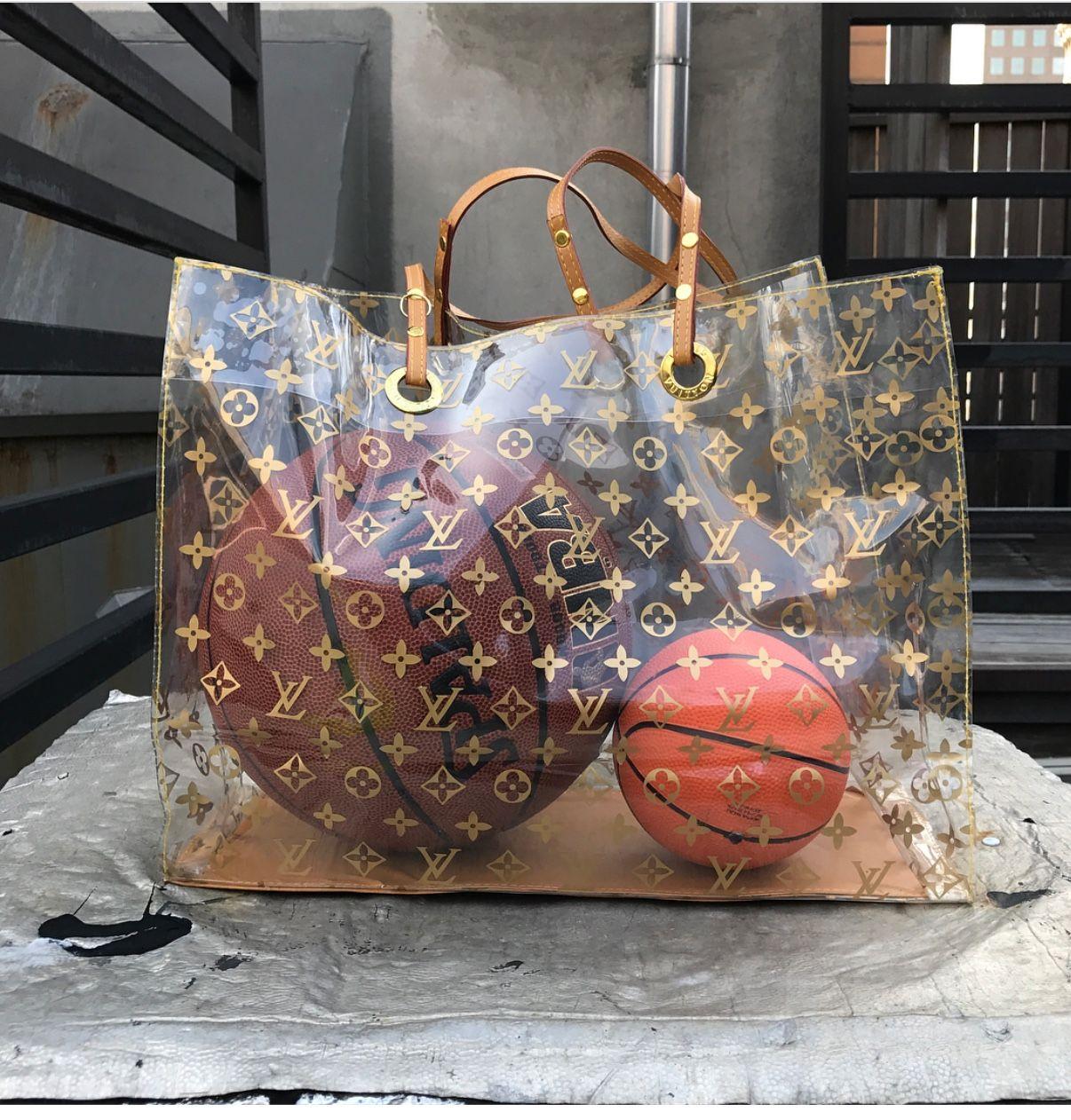 86bbf752e0dc Clear LV bag ✨ | Designer Handbags in 2019 | Louis vuitton handbags ...
