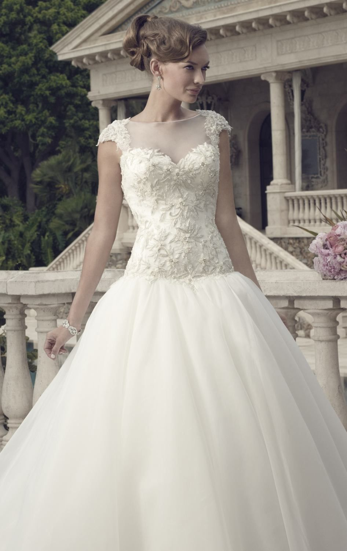 Casablanca Bridal 2147 by Casablanca Bridal Wedding