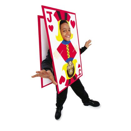 JACK of hearts Playing Card Costume | Fall/Halloween ...