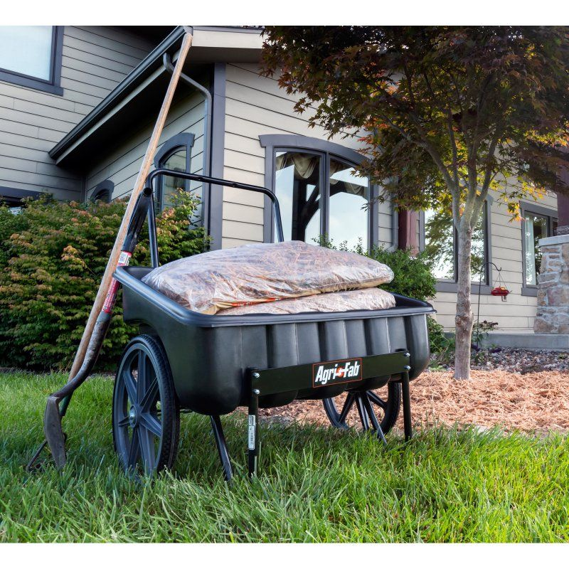 Agri Fab Carry All Push Cart How To Make Bed Carry On Agri