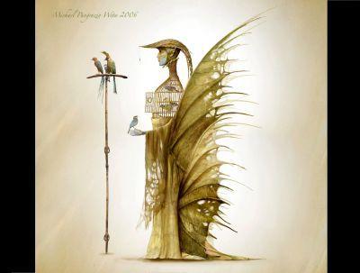 birdmaster from Bridge to Terabithia