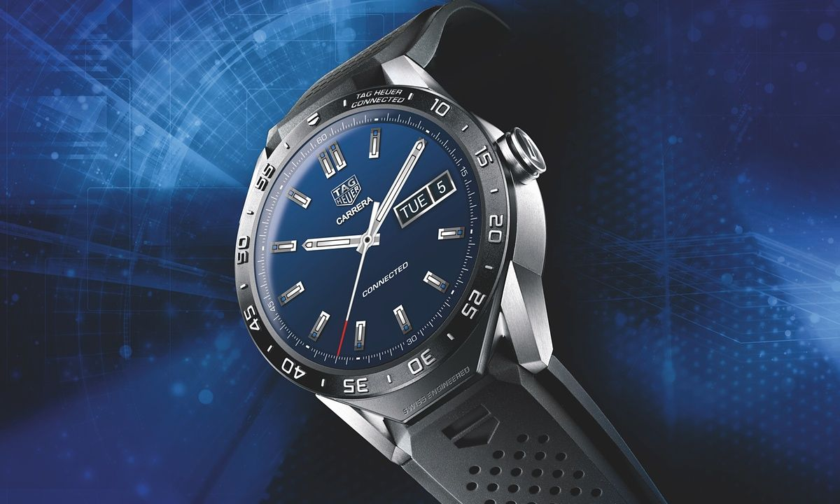 Tag Heuer Connected: a potential turning point in smartwatches | Technology | The Guardian