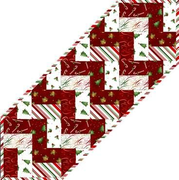 Free Pattern Day Christmas Table Runners Christmas Table Runner Pattern Quilted Table Runners Patterns Christmas Table Runner