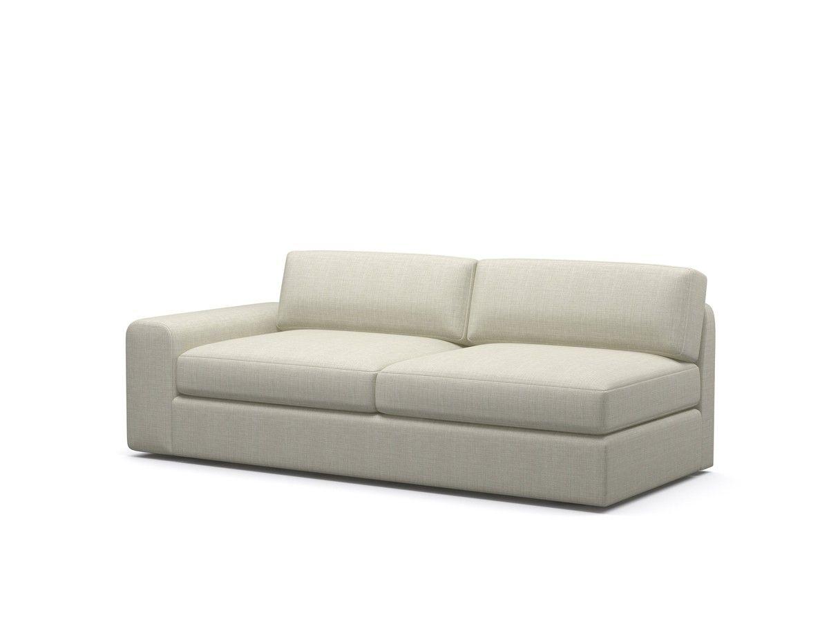 Couch Potato Xl One Arm Sofa Benchmade Modern