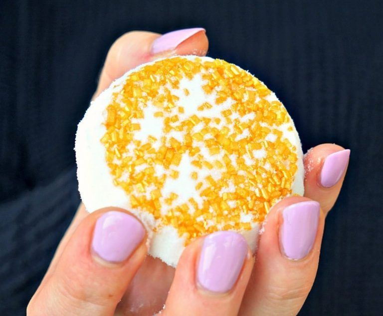 easy diy bath bombs without cornstarch