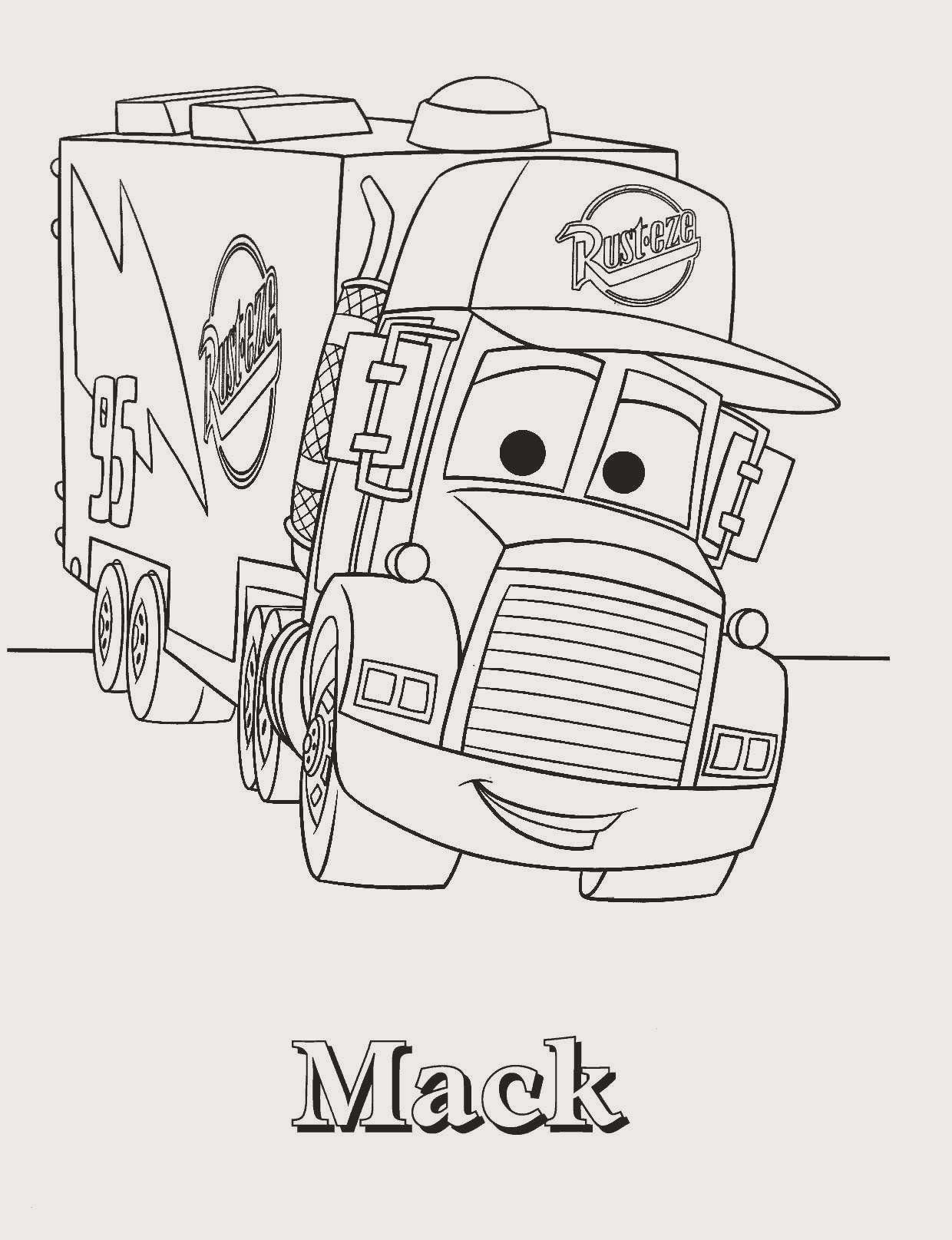 Disney Pixar Cars Coloring Pages Fresh 73 Lightning Mcqueen And Mater Coloring Pages In 2020 Cars Coloring Pages Disney Coloring Pages Truck Coloring Pages