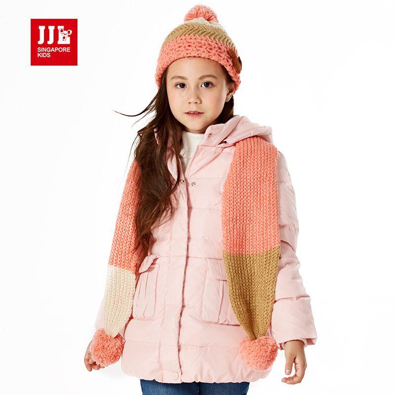 girls winter coat girls down coat childrens winter jackets 80 ...
