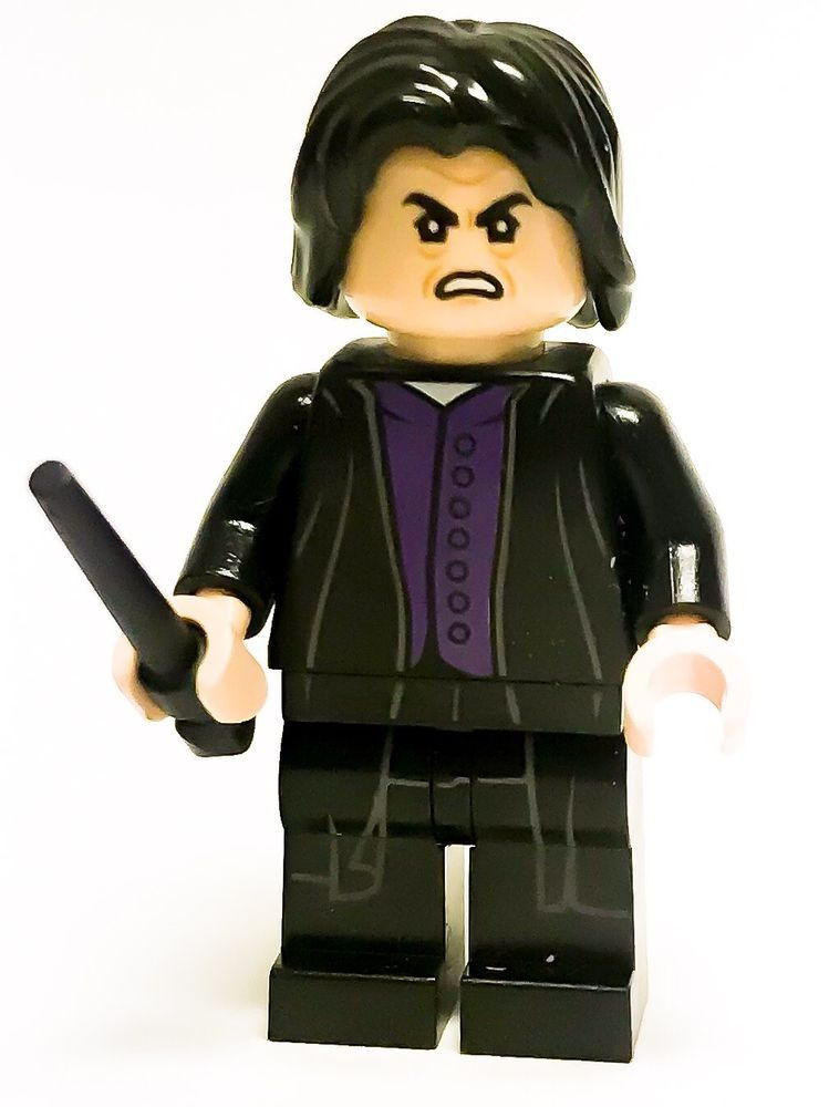 LEGO  Wizarding World Severus Snape MINIFIGURE From 75953 NEW