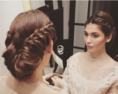Bridal Elegance Hairdo Wedding Bridal Hair Updo Hair Styles