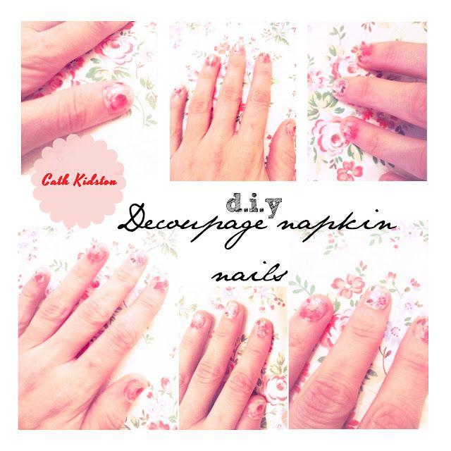 From http://www.twiggstudios.com/2012/04/cath-kidston-diy-decoupage-nails.html
