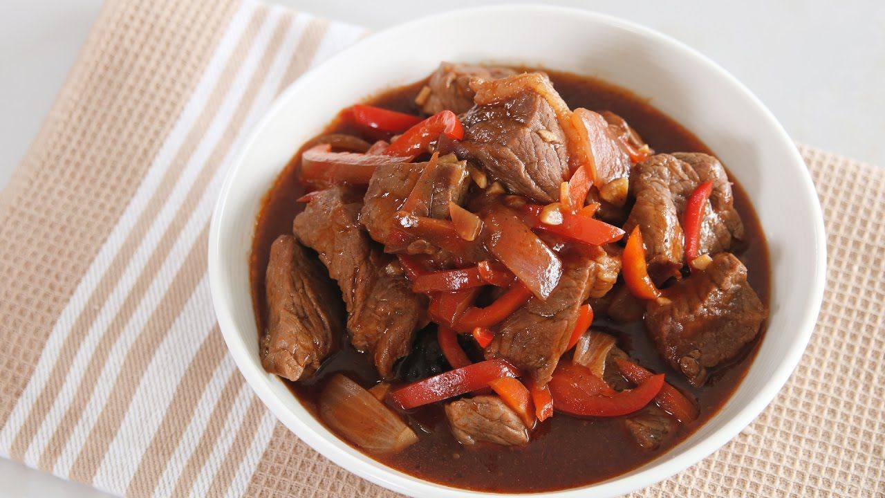 Beef Asado Recipe Yummy Ph Beef Recipes Cooking Mexican Food Recipes