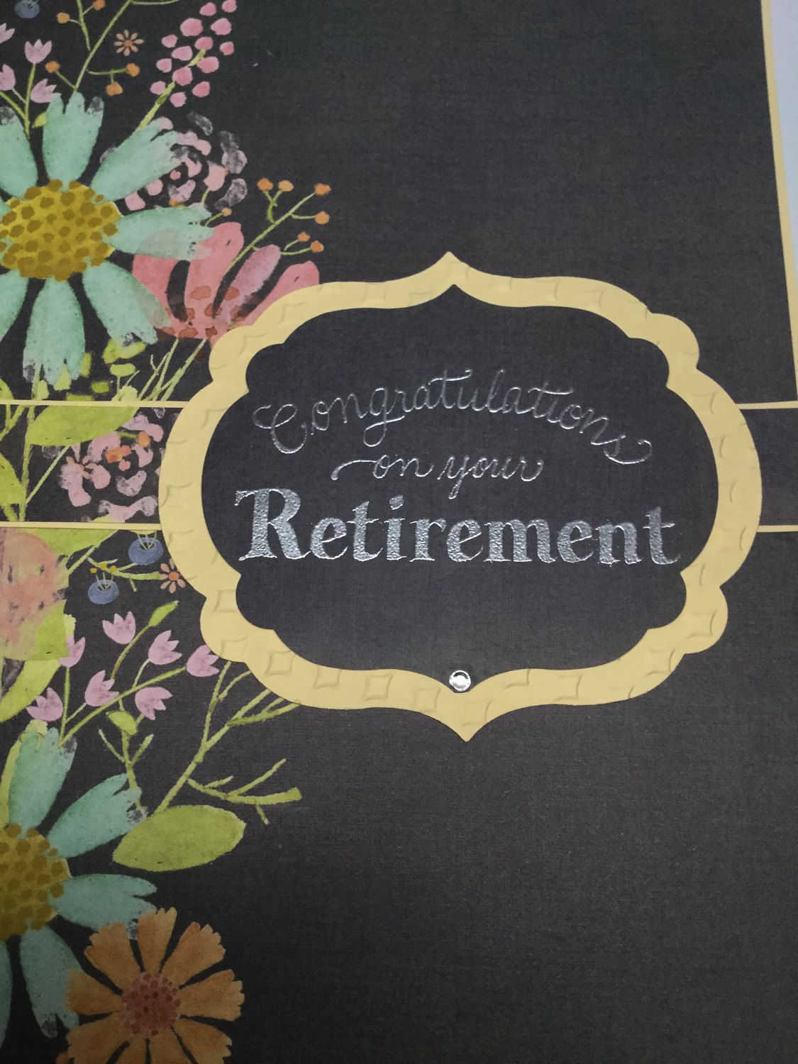 8 12 X 11 Congratulations On Your Retirement Happy Retirement