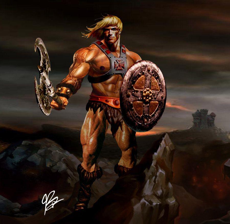 He-Man : Savage Beginings By ~planetbryan On DeviantART