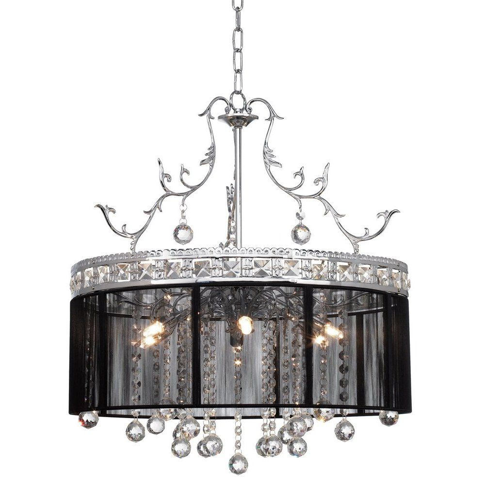 Casual Dining Room Chandeliers: Bedroom - Chandelier #2