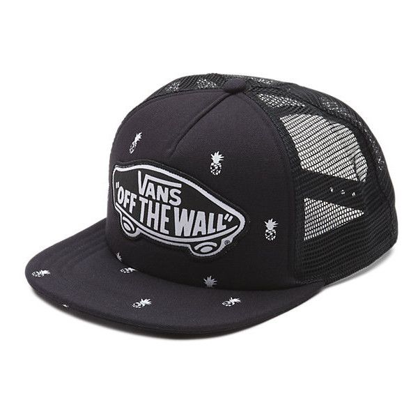 e7e6fdbe9829e Beach Girl Trucker Hat ( 20) ❤ liked on Polyvore featuring accessories