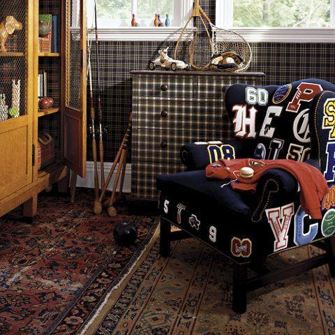 Ralph Lauren Montauk Style Decor | Salone 2012: Design Baby Collection,  Quando Il Design è Per I Più .