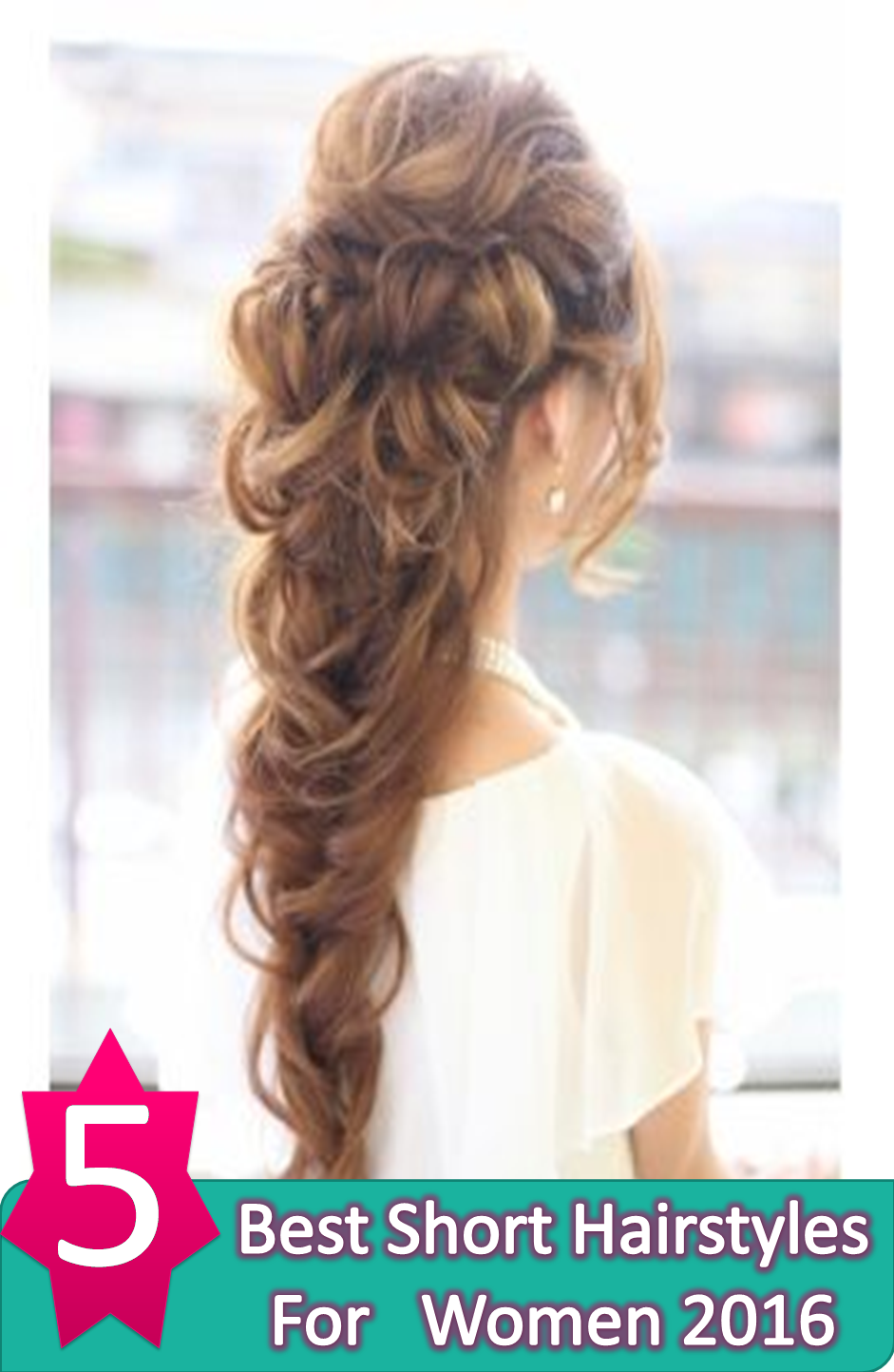 5 Luscious Prom Hairstyles For Short Hair To Make Your Night ...