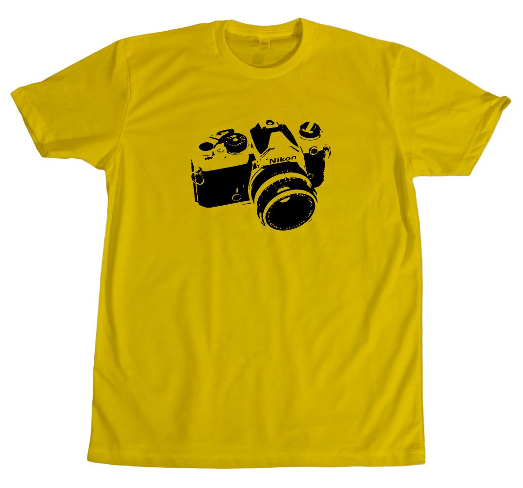 Nikon Fm T-shirt. Stuffcatalogo