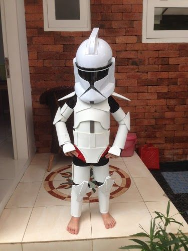 Diy clone trooper costume a long time ago in a galaxy far away diy clone trooper costume solutioingenieria Gallery