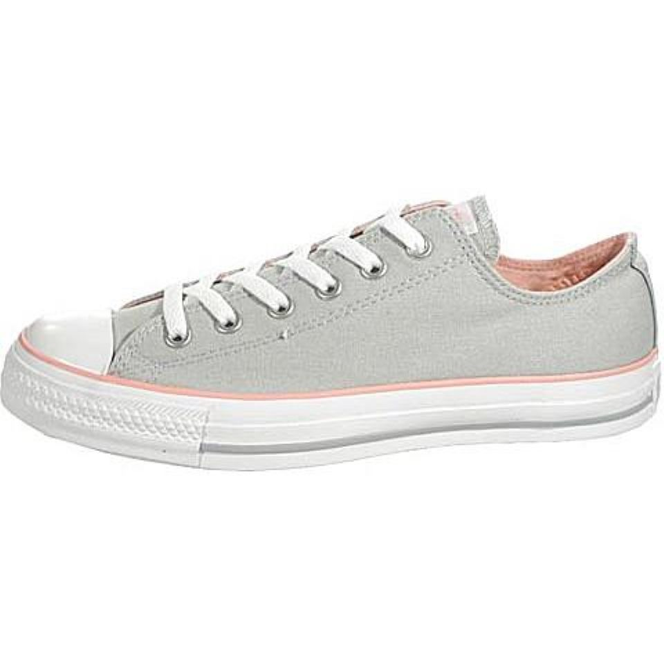Converse Women's Trainers Grau Grey