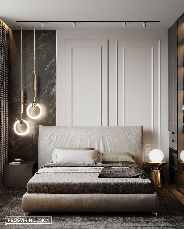 Luxury Master Bedroom Dubai On Behance: Luxurious Bedrooms, Luxe Bedroom