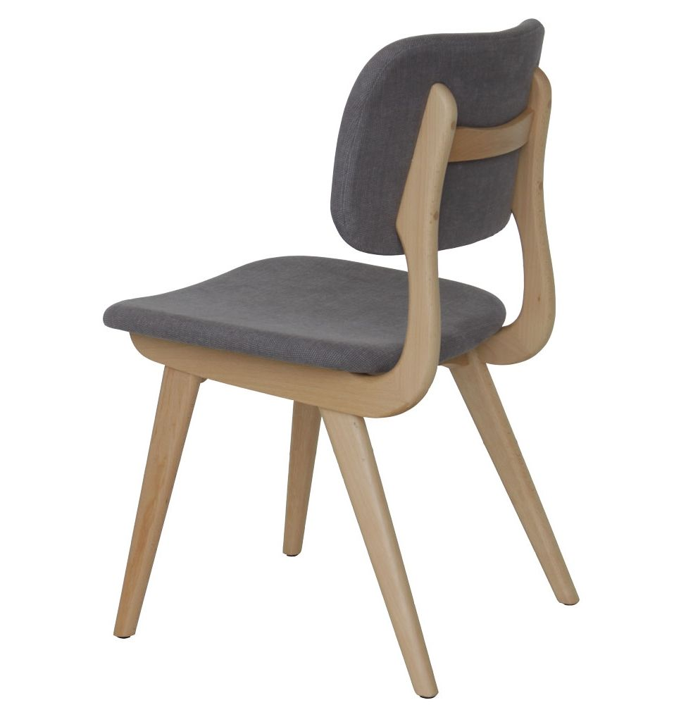 Buy Ivor Dining Chair In Beech Online Today! Matt Blatt Offers A Wide Range  Of Stylish Designer U0026 Replica Furniture For Any Home Or Office.