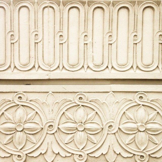 architectural facade ornament