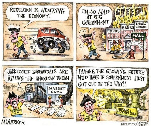 Regulation. regulations Political cartoons, Political