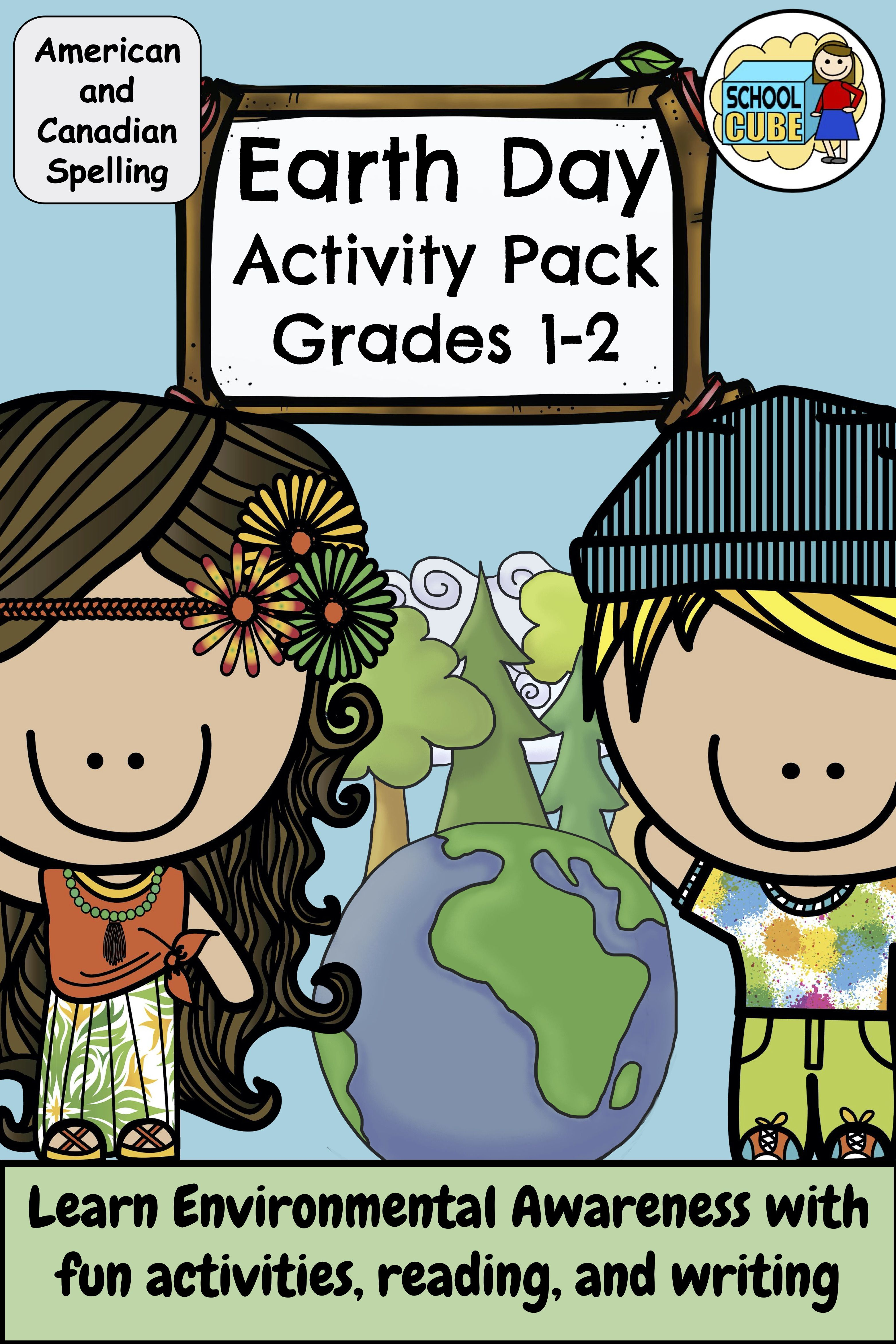 Earth Day Activities Primary Differentiated
