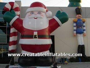 Large Inflatable Santa Claus