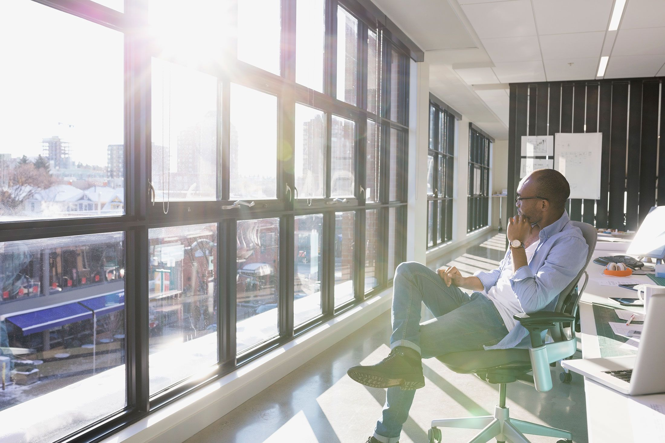 How Office Lighting Can Boost Your Productivity