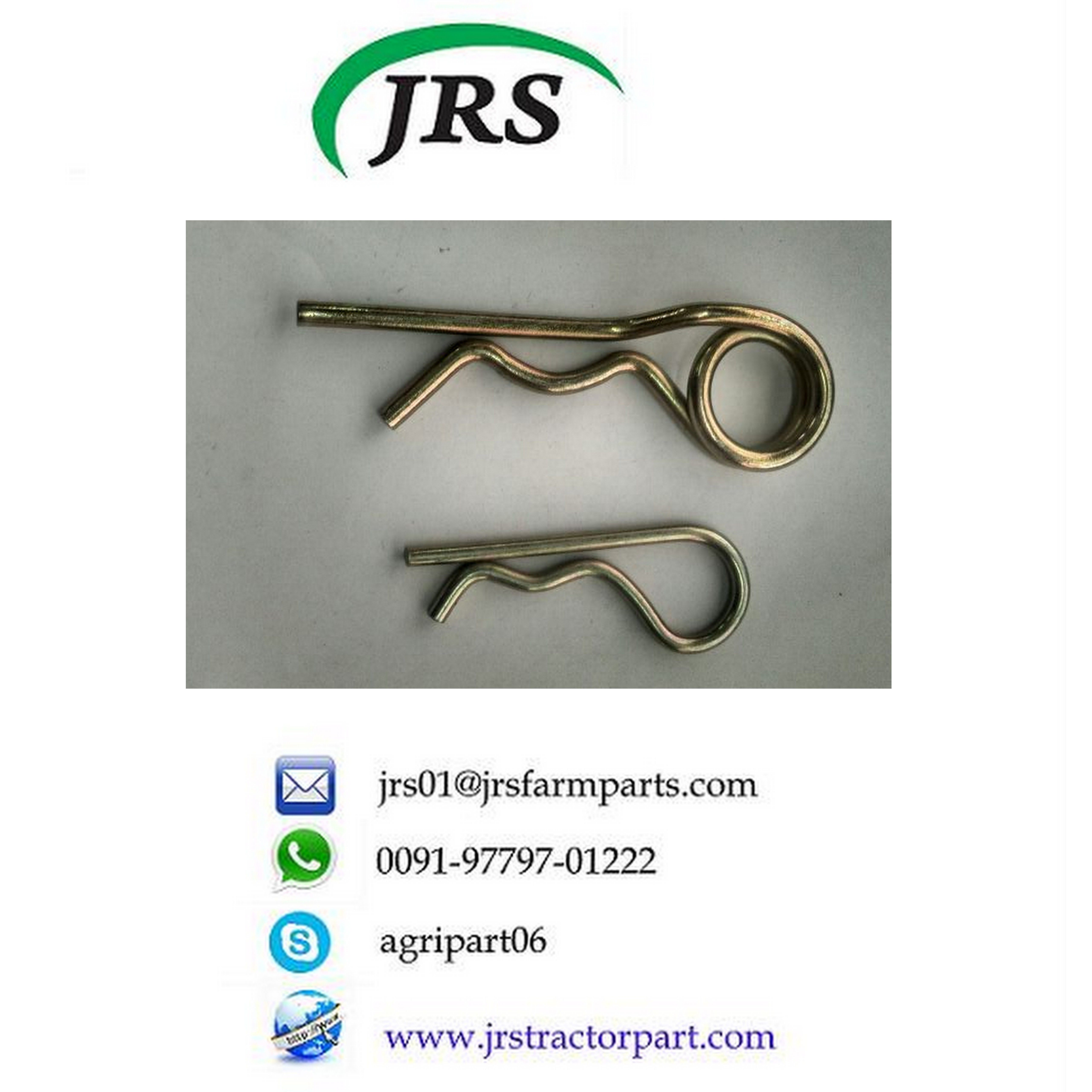 JRS brand in R pins manufacturer/supplier | Tractor Linkage Pins ...