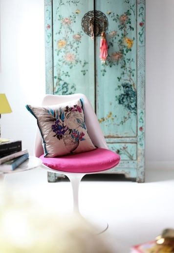 Modern chinoiserie designed by Peter Wilds