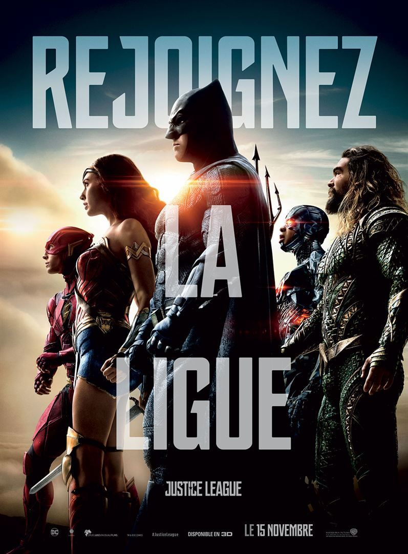 Regarder Justice League streaming VF [FILM COMPLET]