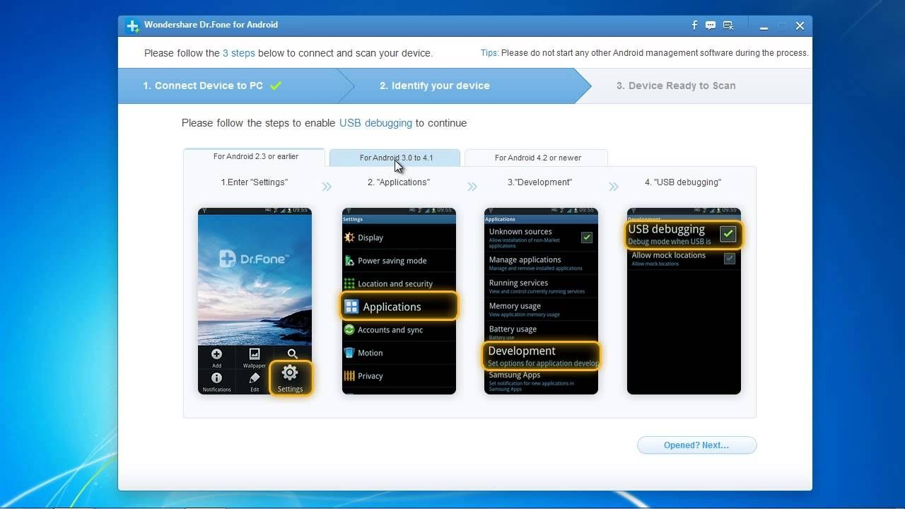 Recover Deleted Text Messages Android ALL Models [Galaxy S4