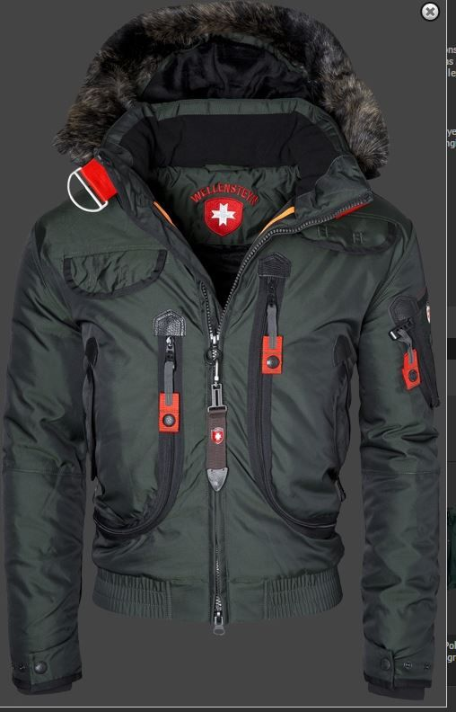 this is a lovely well formulated jacket that I recommend for me and any  stylish guys. Wellensteyn Rescue ... 44ced0b0155