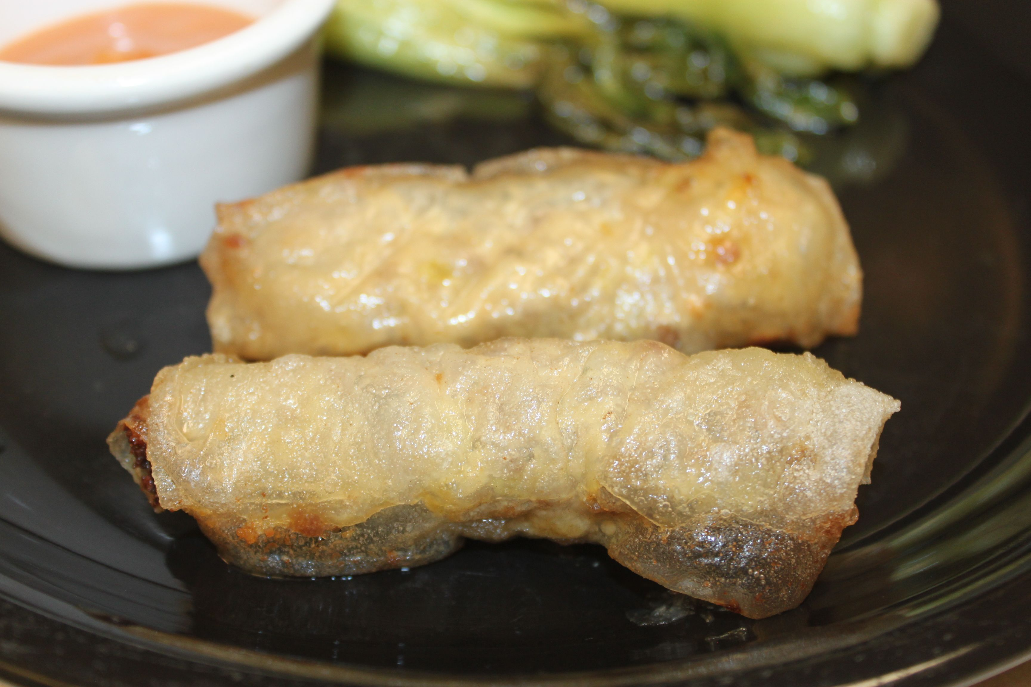 Gluten Free Filipino Lumpias Made With Rice Wrappers Rice Wrappers Gluten Free Recipes For Dinner Gluten Free Egg Roll Wrappers