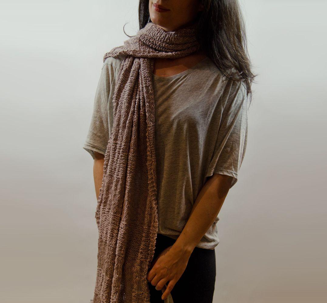 Americo Original / Aspen Wrap | Scarf and Wrap Knitting Patterns ...