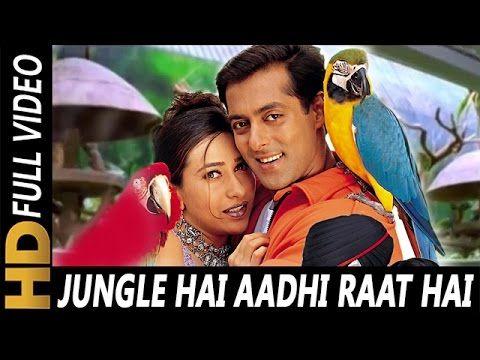 Zongstube Jungle Hai Aadhi Raat Hai Kumar Sanu Hema Sarde Kumar Sanu Jungle Songs